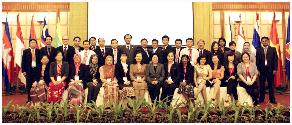 The Second Session of the ASEAN Community Statistical System (ACSS) Committee