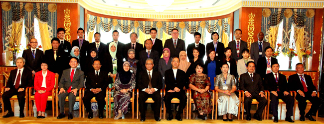 The Third Session of the ASEAN Community Statistical System Committee