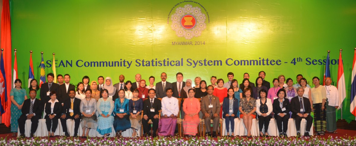 The Fourth Session of the ASEAN Community Statistical System (ACSS) Committee