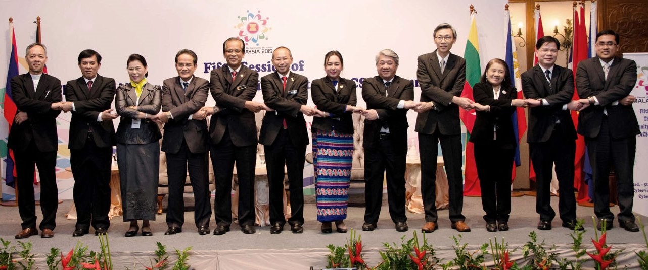 The Fifth Session of the ASEAN Community Statistical System Committee