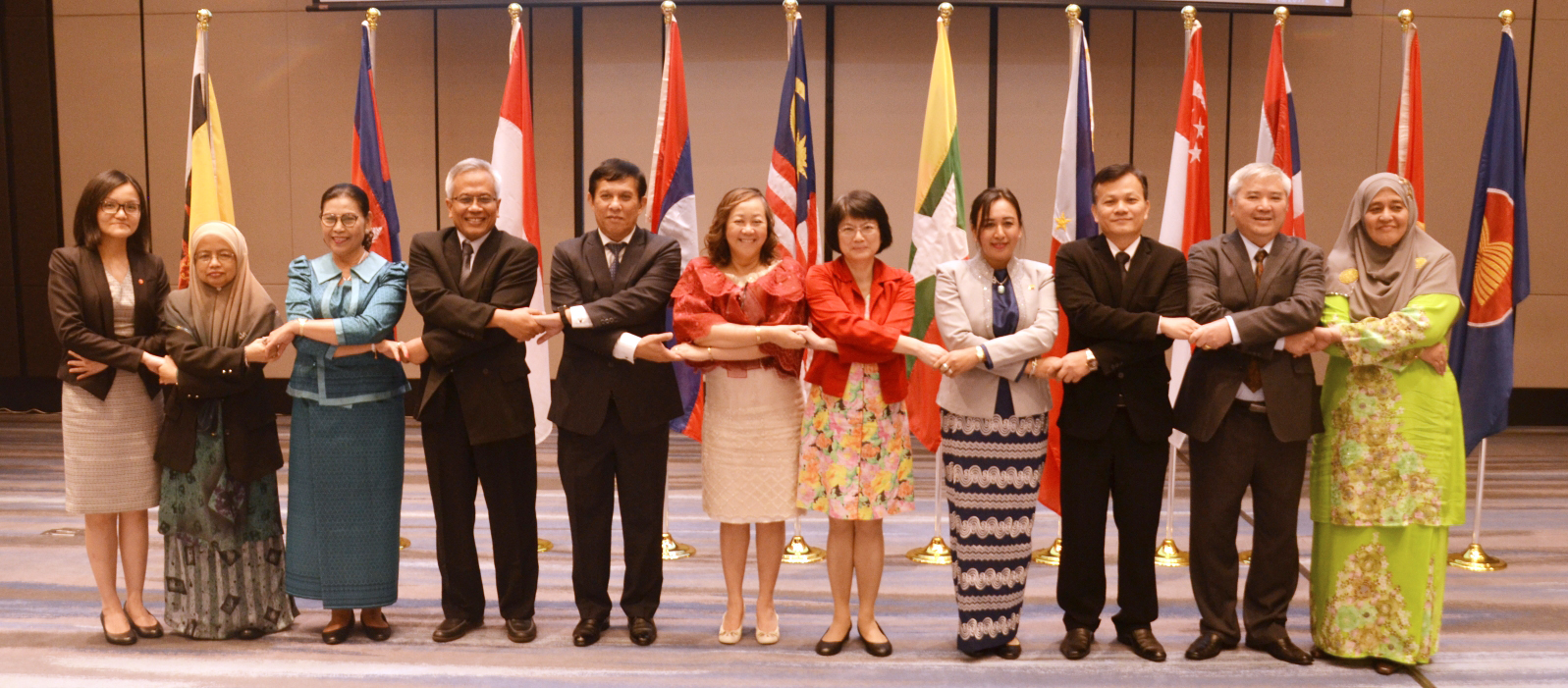 The Seventh Session of the ASEAN Community Statistical System (ACSS) Committee
