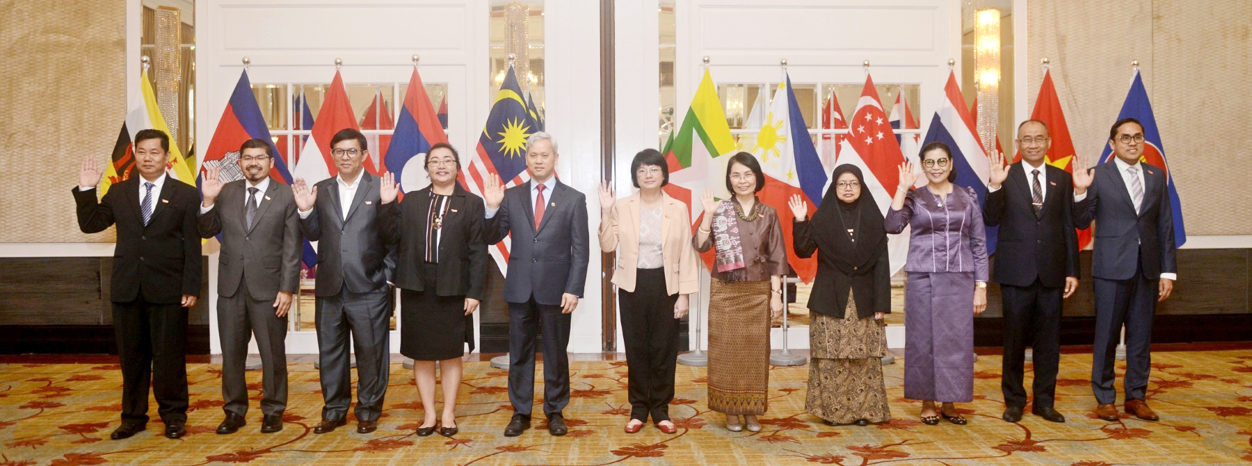 The Eighth Session of the ASEAN Community Statistical System Committee